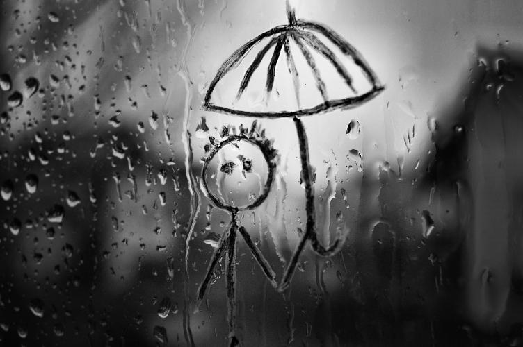 Momaha: rain photo