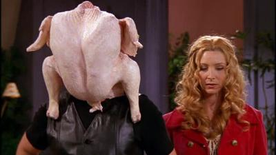 Revisiting the 'Friends' Thanksgiving episodes may sweeten the holiday