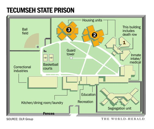 Corrections Chief Offers Condolences To Families Of Inmates