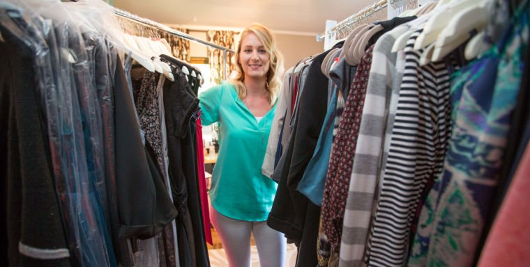 Local Business Rents Out Trendy Maternity Clothing Money Omaha Com