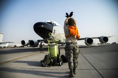Al Udeid RC-135 - web