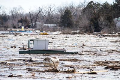 Preliminary flood damage estimates released for Nebraska counties