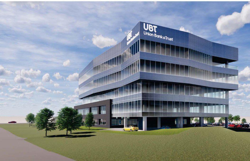 Union Bank building 1