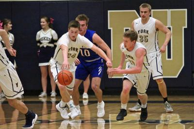 Danielson does it all as York pulls away from rival Seward