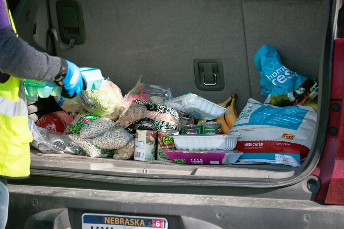 open door mission relief efforts