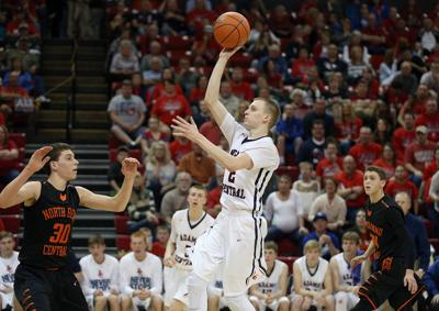 Not just points — shooting key for record-breaking Adam Central guard David Bohlen