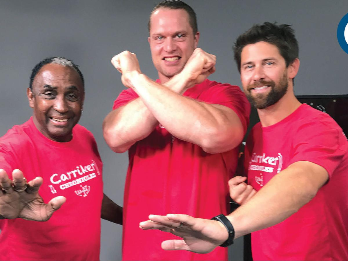 Carriker Chronicles: Husker Heisman winners Johnny Rodgers and Eric Crouch join to talk Nebraska football