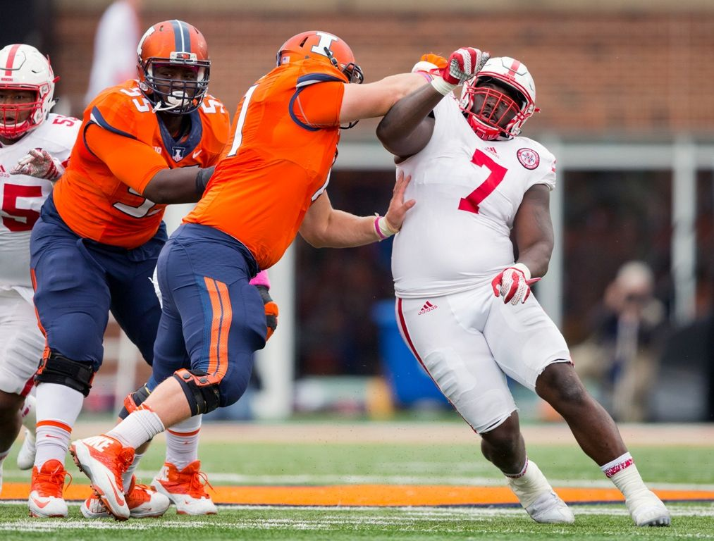 Mel Kiper says Maliek Collins has work to do at NFL Combine
