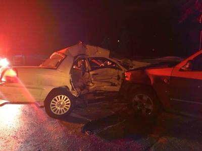 Omaha man critically injured in two-vehicle crash near 168th and