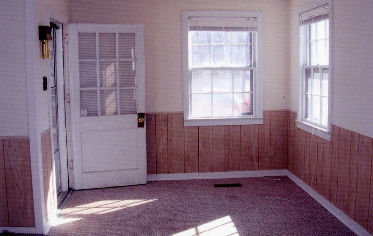 Tiny house living room | Inspired Living Omaha