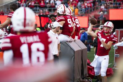 'You can either feed worry or faith': Nebraska's patchwork offense finds a way against Northwestern