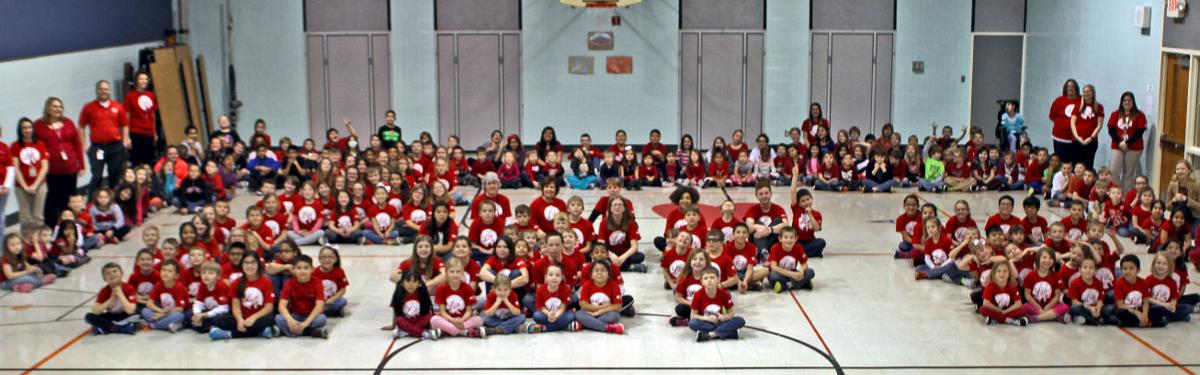 Seymour Elementary finds the heart of Valentine's Day
