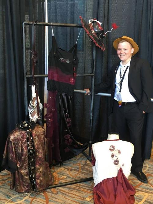 Young Designer Sets Sights On Costume Career Wins 30k Scholarship Local Omaha Com