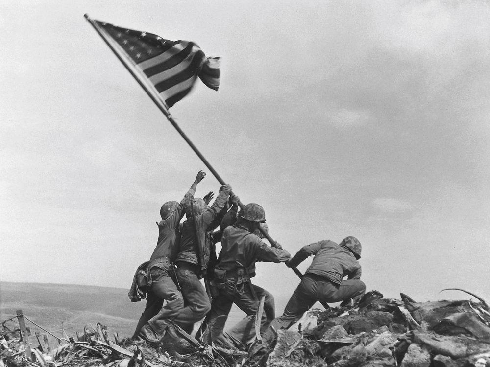New mystery arises from iconic Iwo Jima image