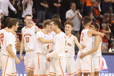 Class C-1: Ogallala rallies to defeat Milford, win first state tournament game since 1992