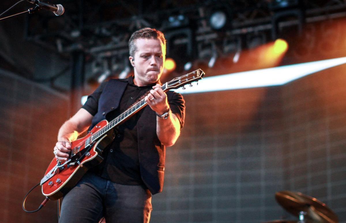 With personal songs jason isbell brings intimacy to for Decoration day jason isbell