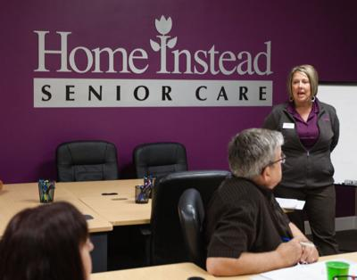 Home Instead reels in another workplace honor   Money