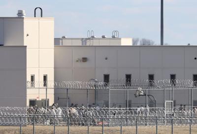 Tecumseh prison fire