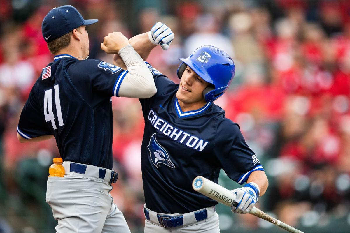 low priced a7fc9 de339 Photos: Creighton baseball defeats Nebraska | Sports | omaha.com