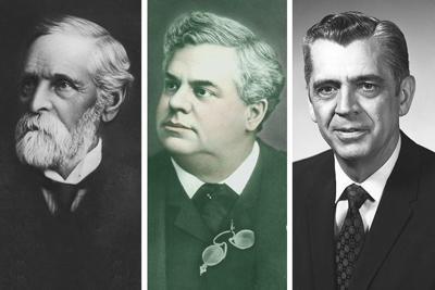 UNL Chancellors composite picture