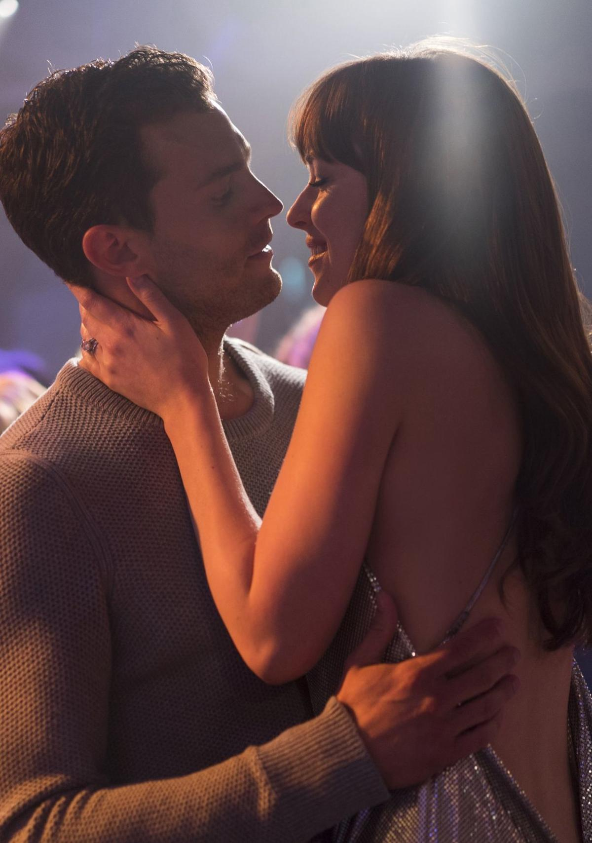 d7578332b54ee Review: 'Fifty Shades Freed' is one of the worst movies I've ever ...
