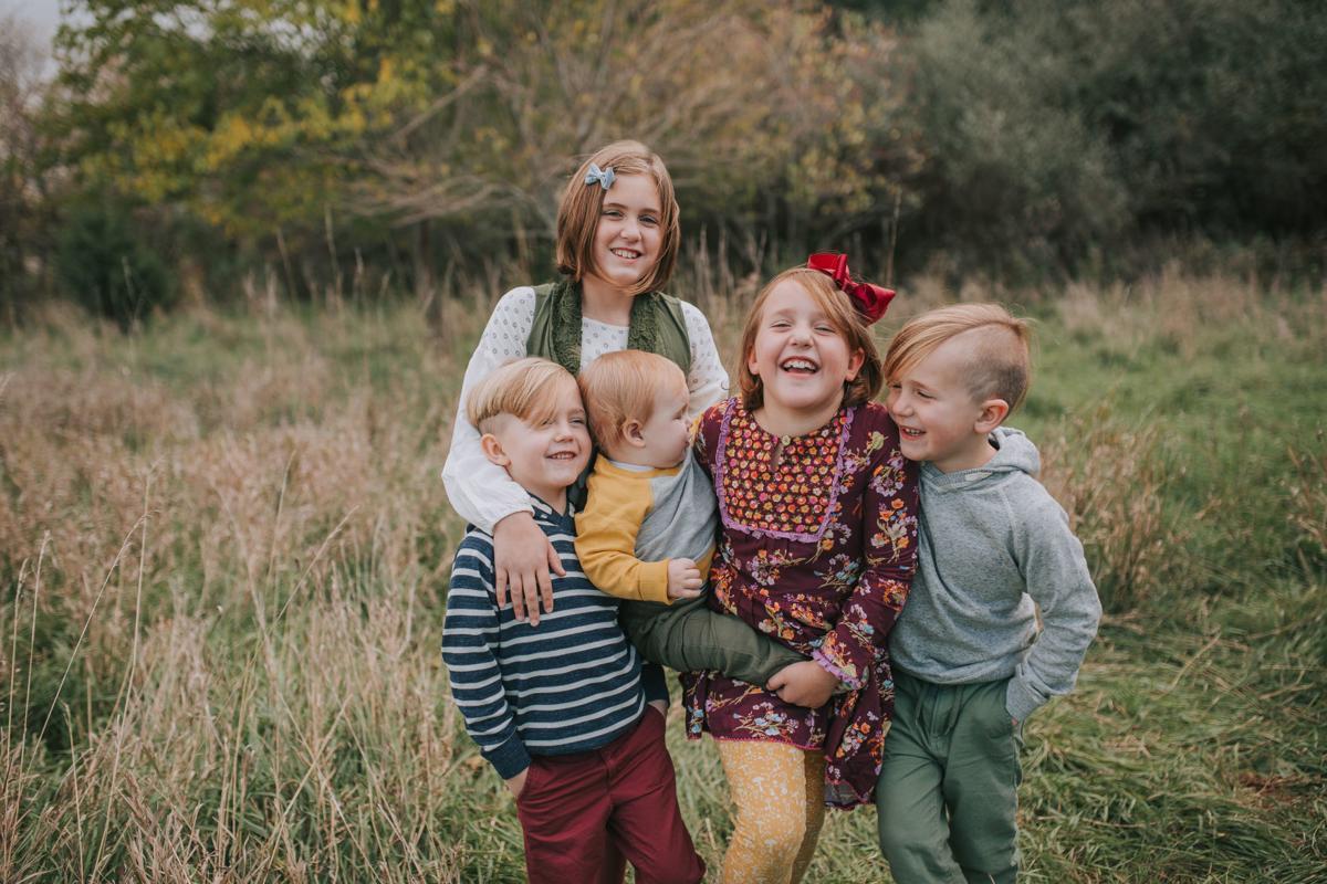 Rachel Higginson kids
