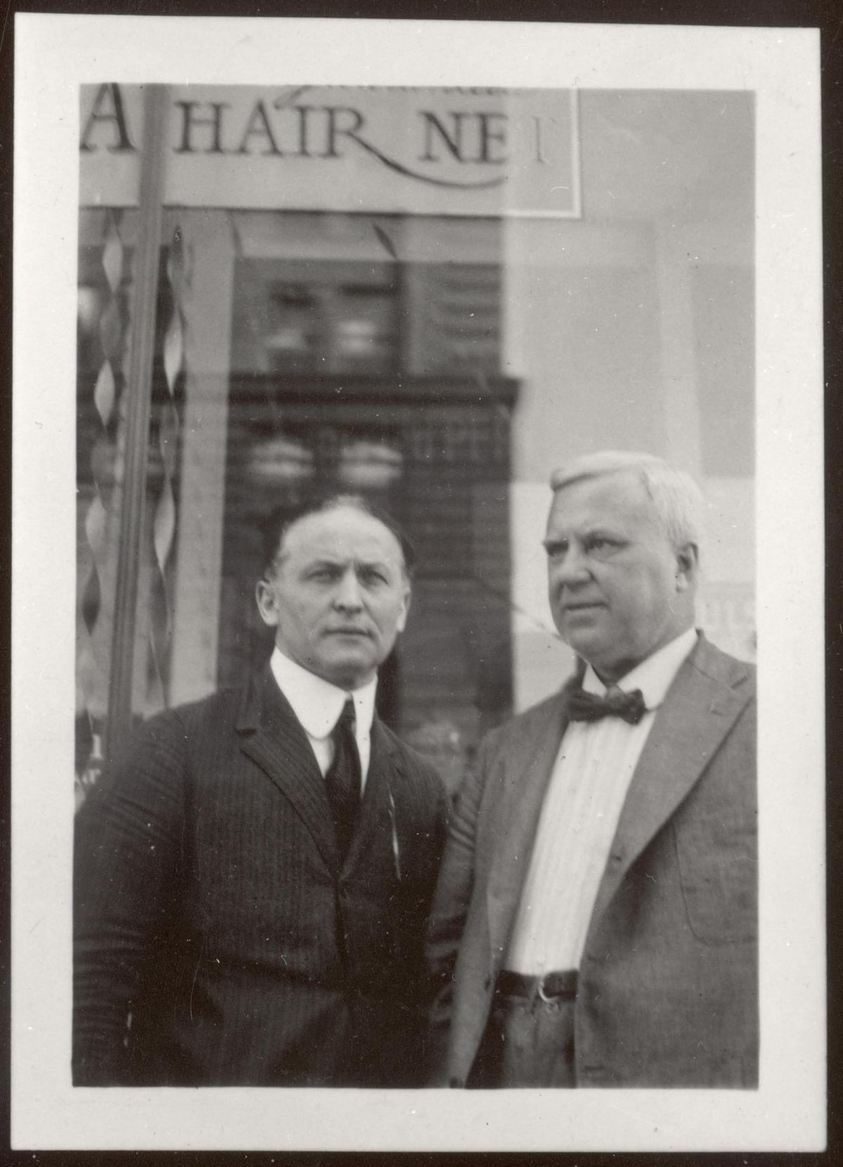 Houdini and Abbott