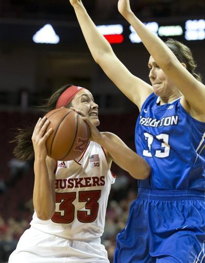 Women's basketball: Nebraska vs. Arkansas