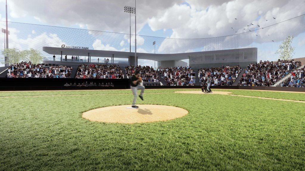 ed9852063 UNO will soon begin construction on new baseball, softball stadiums ...