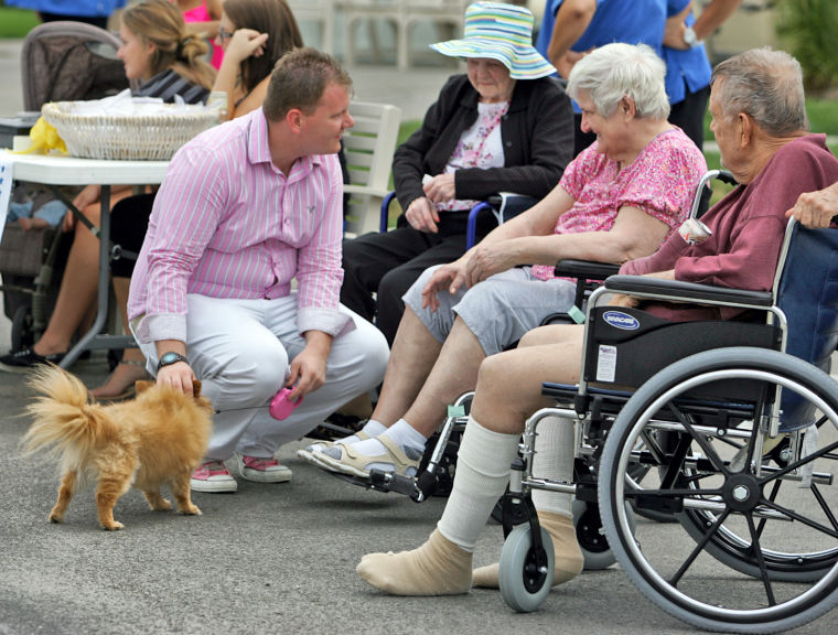 Dog show highlights Hillcrest block party