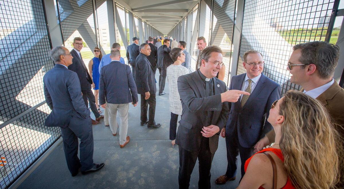 2018 Pedestrian Bridge Blessing **** sponsored content