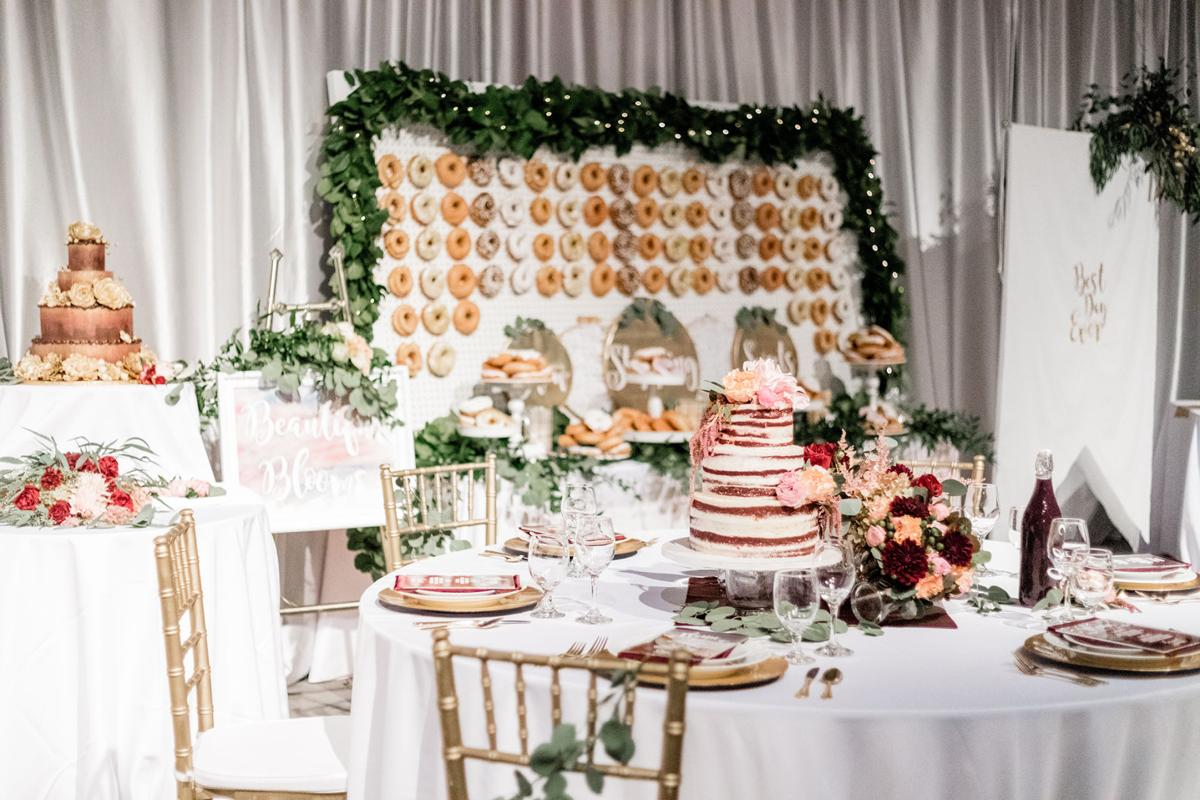 modern wedding decor. Lush Modern Wedding Decor Inspiration  Essentials Omaha