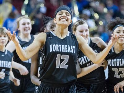 d5a25164 Lincoln Northeast's McKenna Minter gets Big East attention as ...