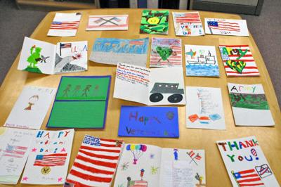 Event, cards by Papio-La Vista students will honor veterans