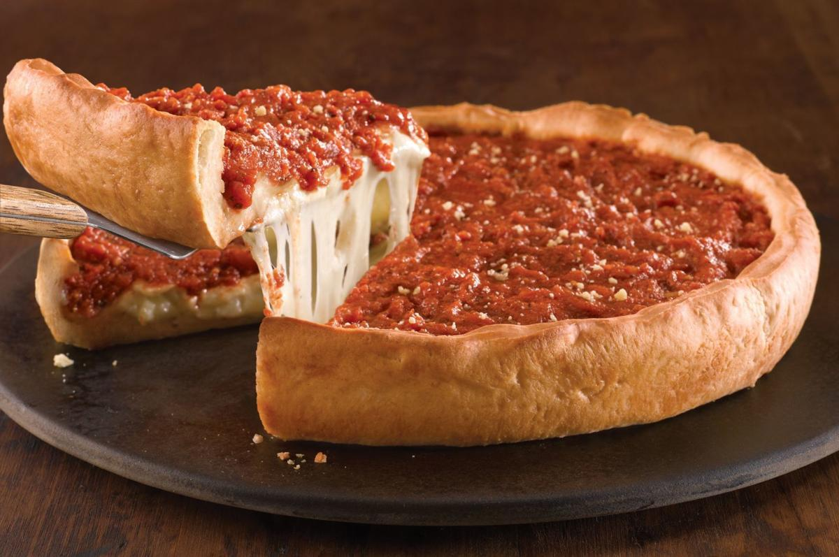 Giordano S The Por Chicago Based Deep Dish Pizza Chain Announced Plans Thursday To Open In Omaha