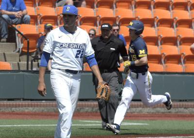 Creighton baseball drops regional opener against Michigan