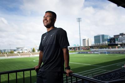 First-year Creighton men's soccer coach Johnny Torres 'up for the challenge' of rebuilding Jays