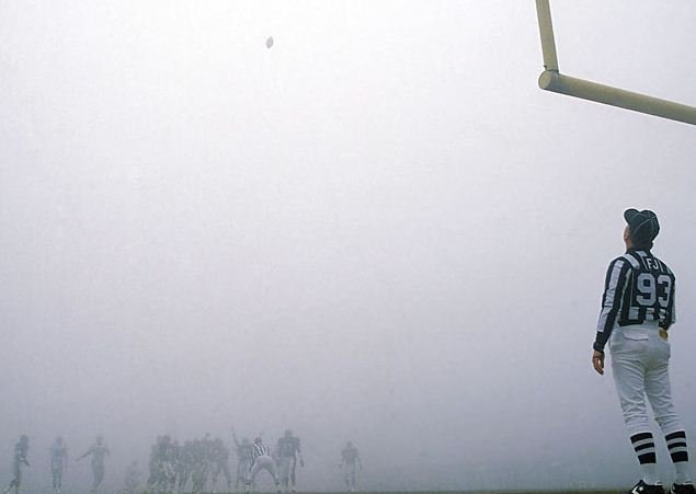 The 100 greatest sports photos of all time
