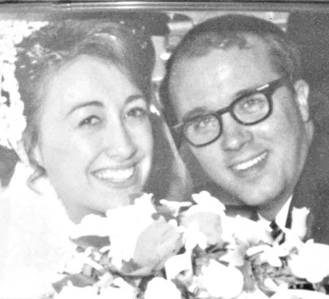 Mary Jo and Dave Pedersen