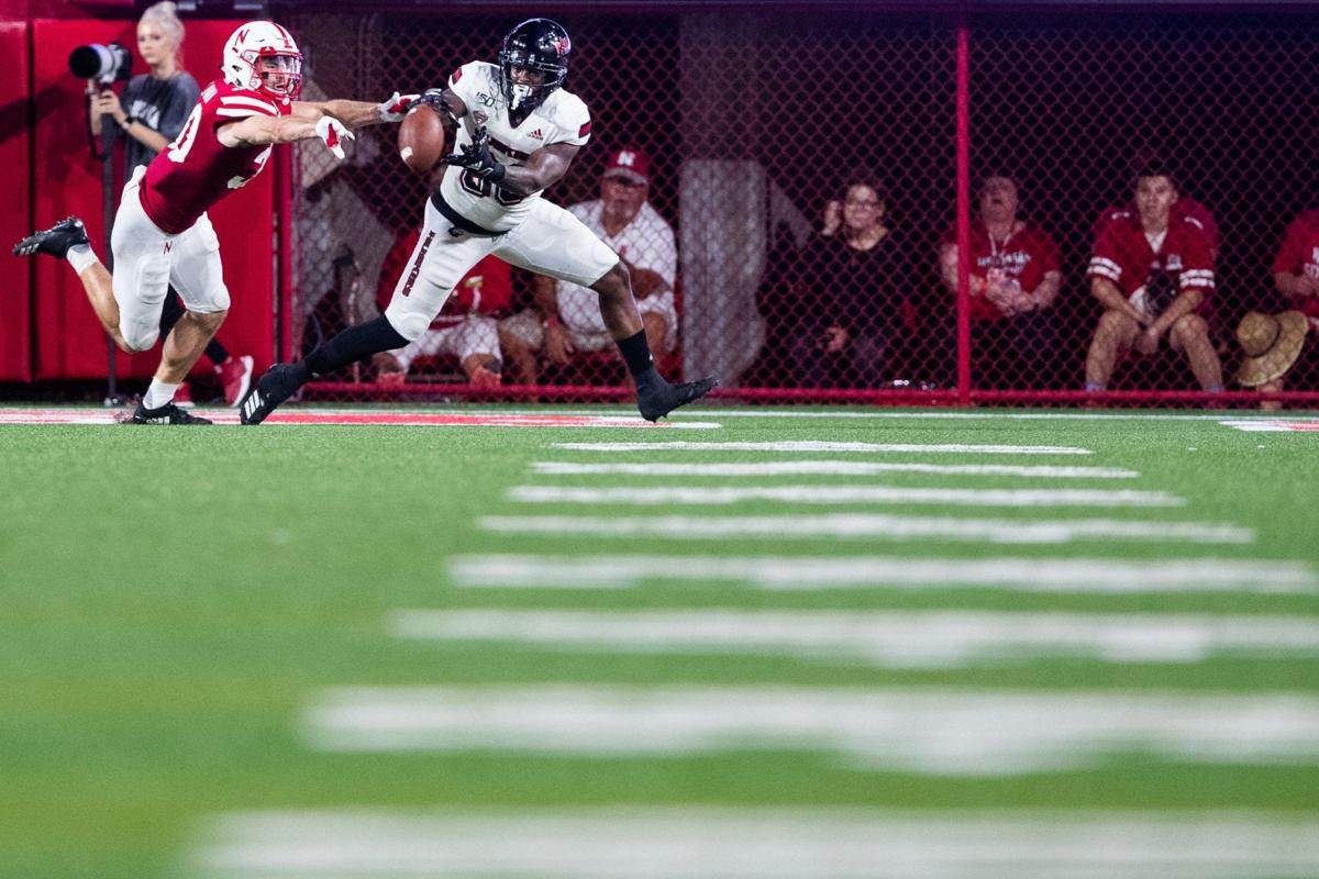 Blackshirts don't want to be a side dish to the Husker offense. Against NIU, they served notice