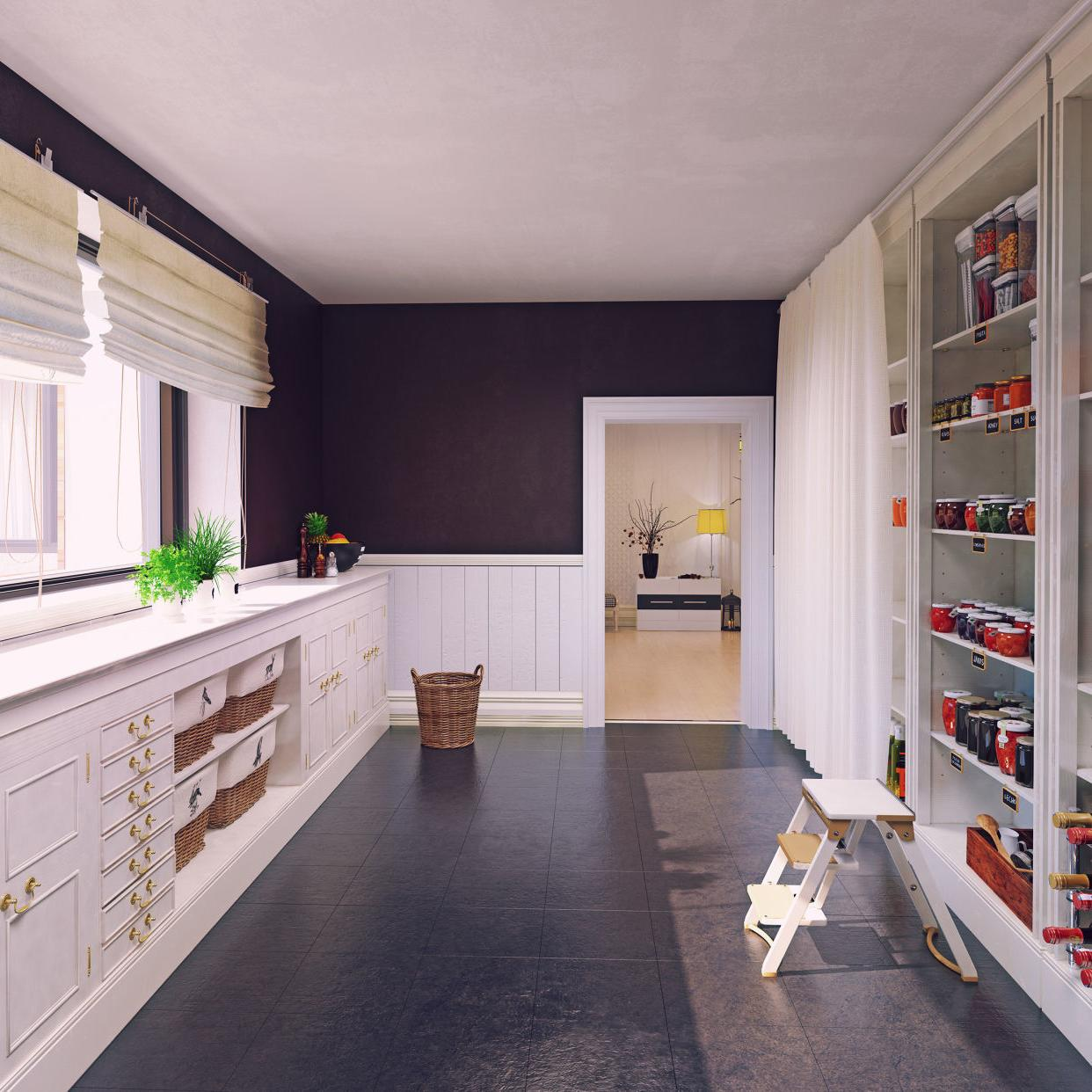 A Walk In Pantry Is Now The Most Popular Feature In The Kitchen