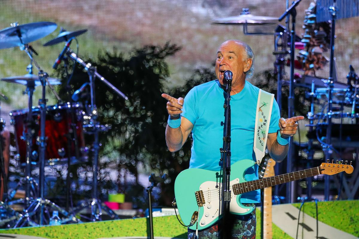 Photos: Parrot Heads flock to see Jimmy Buffett in paradise