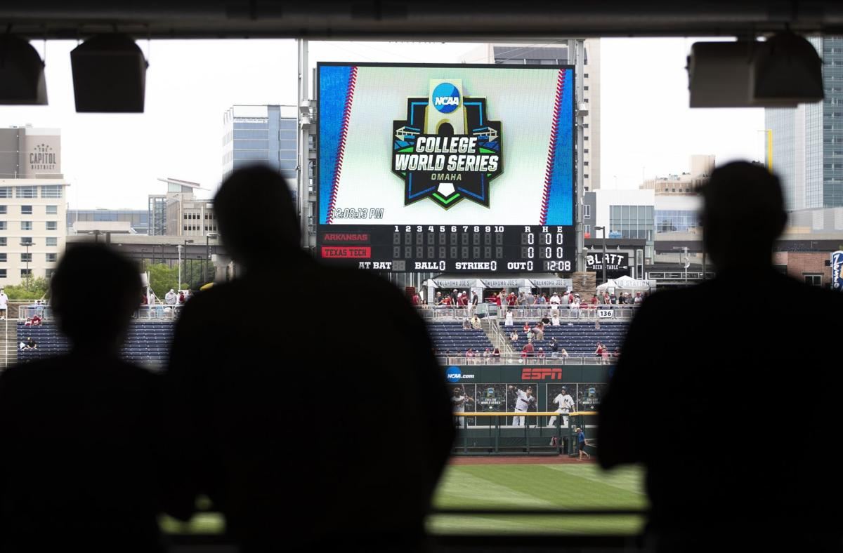 Finding the Vanderbilt Whistler is difficult, but he's making presence felt at College World Series