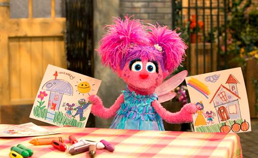 Sesame Street tackles divorce