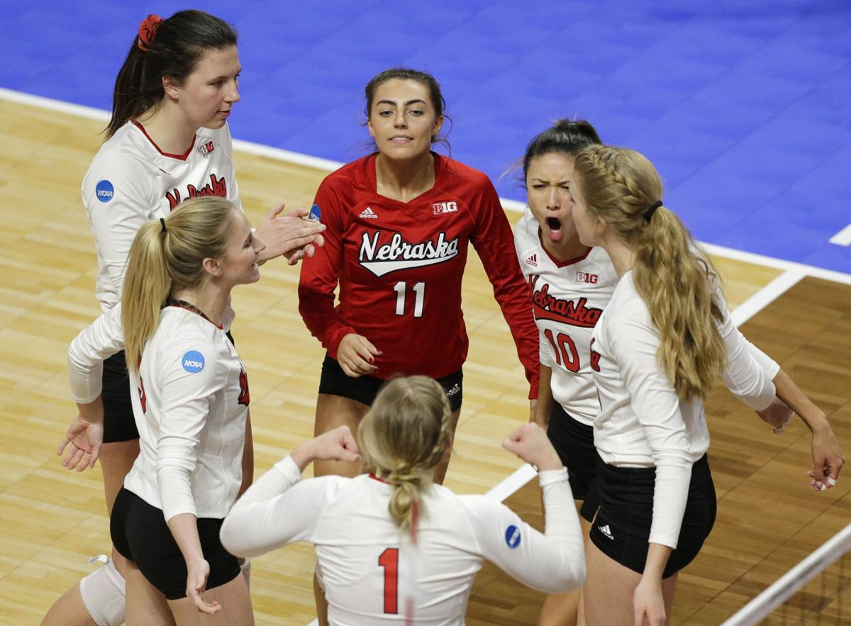 Nebraska volleyball update and notes