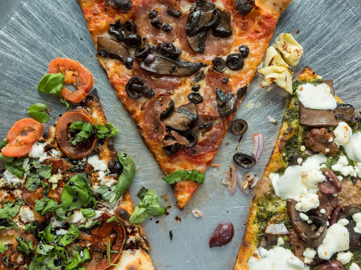Review: Noli's Pizzeria embraces change and has impressive results; a slice there is like nothing else in midtown