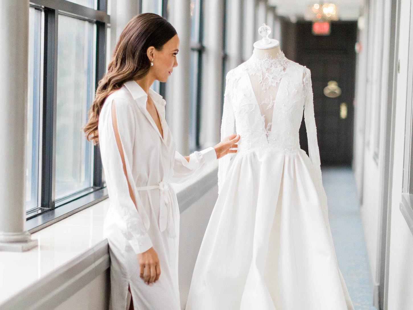 Every wedding dress needs a tweak or two or more, so find an ...
