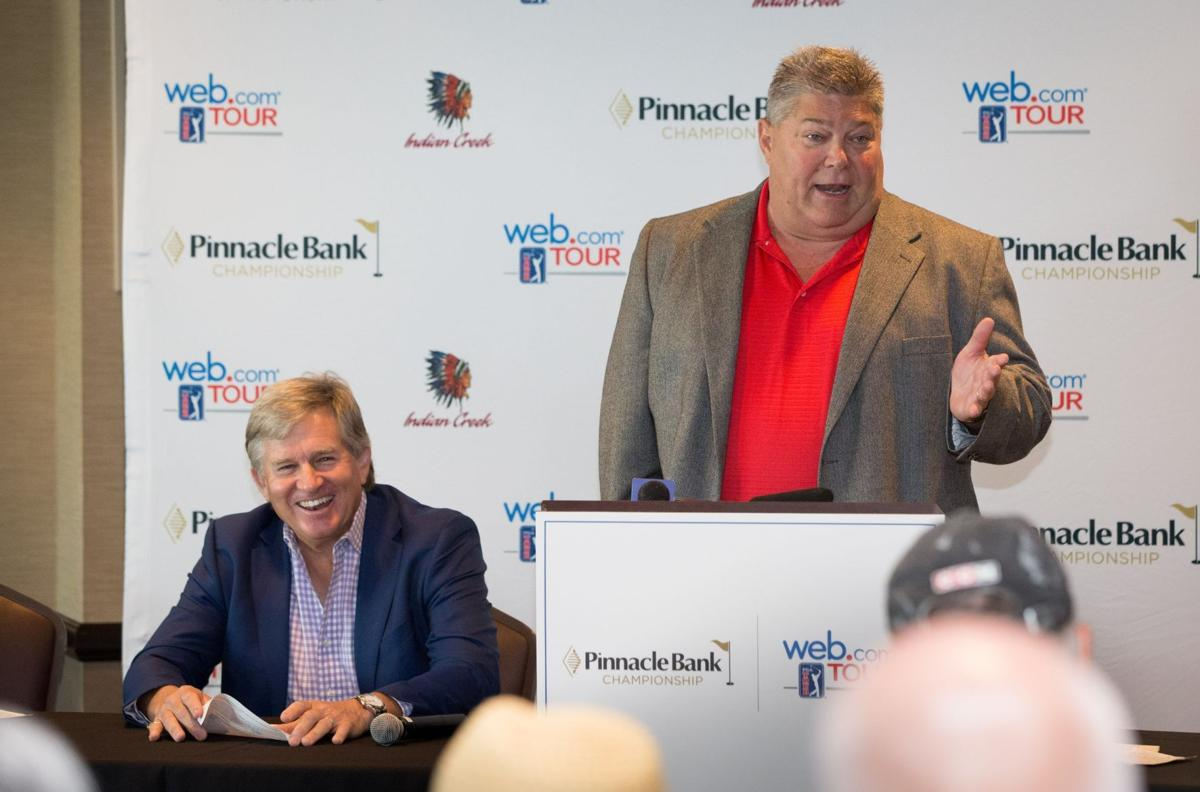 Shatel: Gottsches built Indian Creek, watched it grow into home of Pinnacle Bank Championship