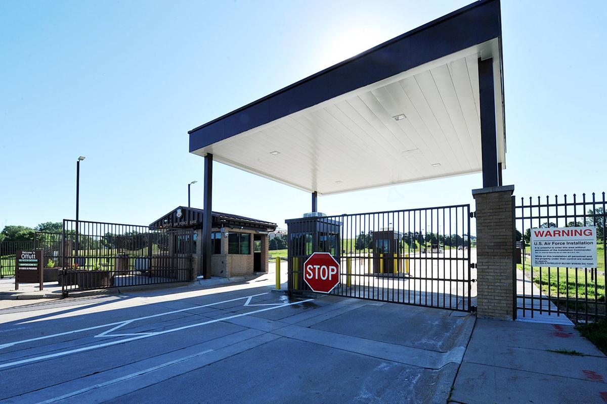 Kenney Gate Offutt