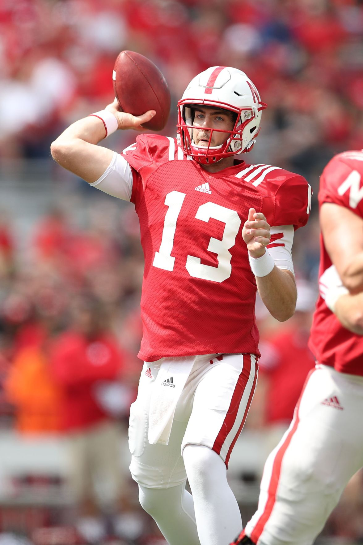 1. Tanner Lee | Big Red News | Big Ten Conference | Nebraska Football Player